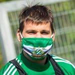 Et si le masque devenait le nouvel accessoire indispensable dans le foot ?