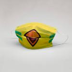 Le FC Nantes lance ses propres masques de protection aux couleurs du club