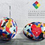 Des «ballons solidaires» pour soutenir les hôpitaux de France