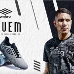 Umbro Novem Pro, la nouvelle paire signature de Paolo Guerrero