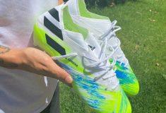 Image de l'article Cristian Tello dévoile un nouveau coloris de la adidas Nemeziz sur Instagram …
