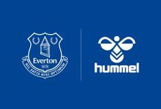 Image de l'article hummel, nouvel équipementier d'Everton !