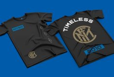 Image de l'article L'Inter Milan lance la collection Timeless2010 en souvenir de son triplé historique
