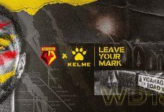 Image de l'article Kelme, nouvel équipementier officiel de Watford