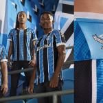 Le Gremio et Umbro dévoilent les maillots 2020-2021
