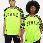 Nike dévoile un maillot inspiré du maillot mythique de Dortmund des années 90