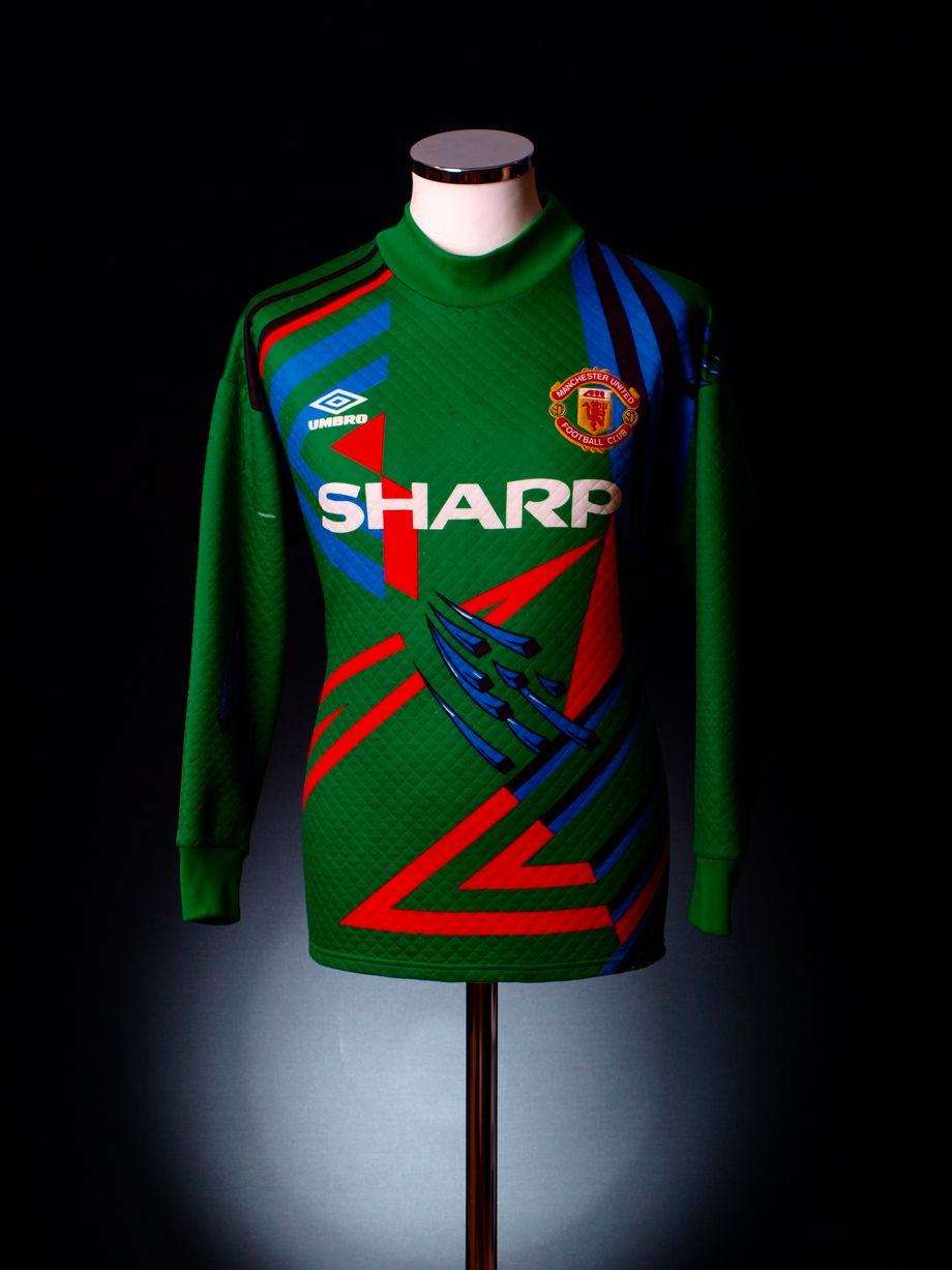 maillot-foot-umbo-gardien-manchester-united