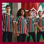 Umbro dévoile les maillots 2020-2021 de Fluminense