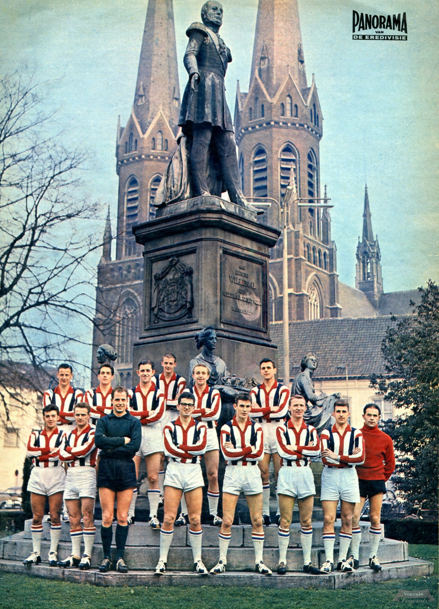 maillot-foot-willem-ii-1961