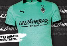 Image de l'article Le Borussia Monchengladbach dévoile un maillot qui aidera à fournir des masques