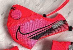 Image de l'article Quand une paire de Nike Mercurial devient un masque de protection!