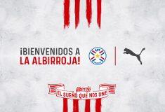 Image de l'article Puma redevient l'équipementier officiel du Paraguay