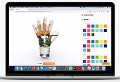 Image de l'article T1tan lance GlovesCreator, un outil de personnalisation pour les gants de gardien