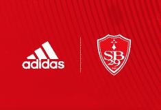 Image de l'article adidas, nouvel équipementier officiel du Stade Brestois