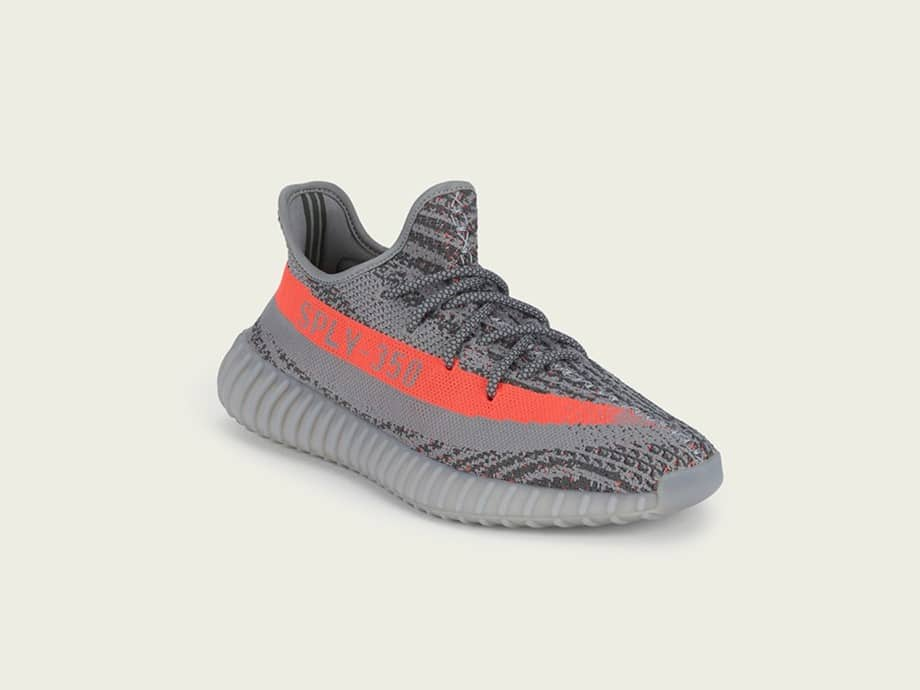 chaussure yeezy nike grise