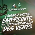 Le Coq Sportif prolonge de 5 saisons avec l'AS Saint-Etienne