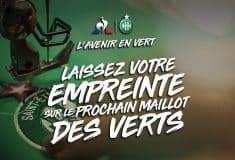 Image de l'article Le Coq Sportif prolonge de 5 saisons avec l'AS Saint-Etienne