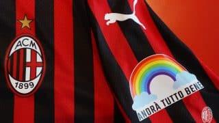Image de l'article L'AC Milan imagine un maillot spécialement pour les soignants
