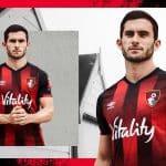 Umbro et Bournemouth présentent les maillots 2020-2021