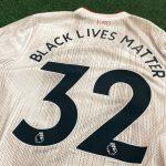 En Premier League, Black Lives Matter sera présent sur les maillots et les ballons