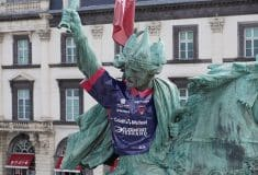 Image de l'article Un maillot collector pour le 30ème anniversaire de Clermont Foot