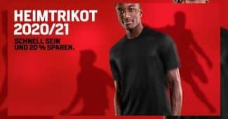 Image de l'article Acheter le nouveau maillot sans le voir, le pari du Bayer Leverkusen