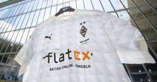 Image de l'article Puma lance les maillots 2020-2021 du Borussia Monchengladbach