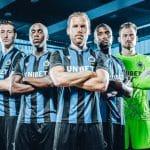 Macron présente les maillots 2020-2021 du FC Bruges