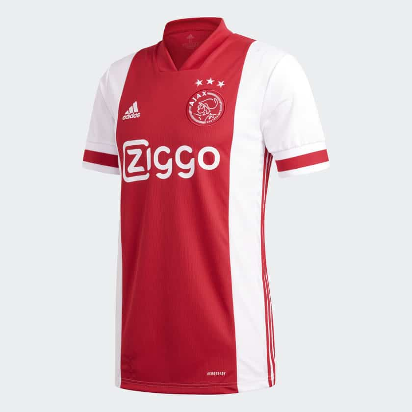 Maillot Domicile du Ajax Amsterdam