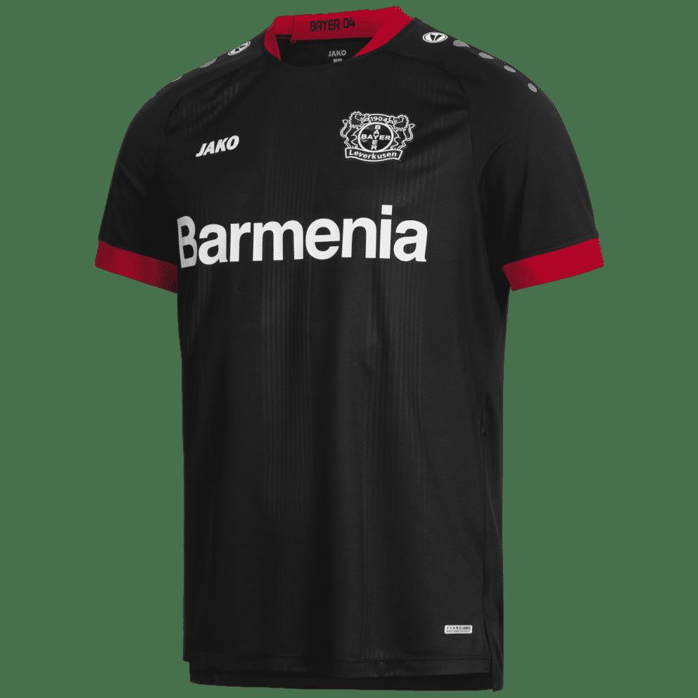 maillot-domicile-bayer-leverkusen-2020-2021-jako