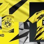 Le Borussia Dortmund et Puma présentent les maillots 2020-2021