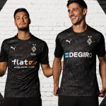 Puma lance les maillots 2020-2021 du Borussia Monchengladbach