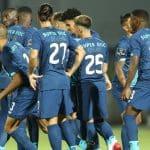 Le FC Porto change son sponsor le temps d'un match pour remercier le personnel hospitalier