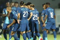 Image de l'article Le FC Porto change son sponsor le temps d'un match pour remercier le personnel hospitalier