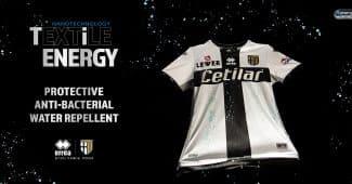 Image de l'article Parme va jouer avec un maillot antibactérien face à l'Inter Milan!
