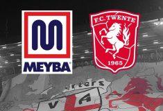 Image de l'article La marque Meyba revient dans le foot avec le FC Twente