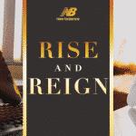 Rise & Reign, le nouveau pack New Balance en édition limitée