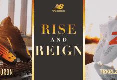 Image de l'article Rise & Reign, le nouveau pack New Balance en édition limitée