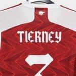 Un flocage inédit sur le maillot d'Arsenal pour la finale de FA Cup