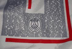 Image de l'article Un flocage inédit sur les maillots du PSG pour le retour au Parc des Princes