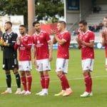 Les nouveaux maillots adidas de Brest retardés par le Covid-19