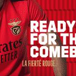 adidas lance les maillots 2020-2021 du Benfica Lisbonne