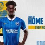 Nike et Brighton officialisent les maillots 2020-2021