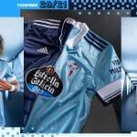 adidas présente les maillots 2020-2021 du Celta Vigo