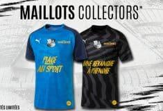 Image de l'article Le club d'Amiens remercie ses supporters avec des maillots collector
