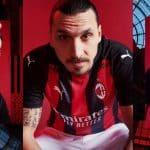 Puma et l'AC Milan dévoilent les maillots 2020-2021