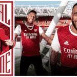 Arsenal et adidas présentent les maillots de la saison 2020-2021