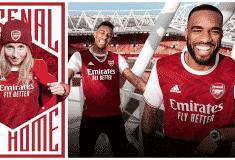 Image de l'article Arsenal et adidas présentent les maillots de la saison 2020-2021