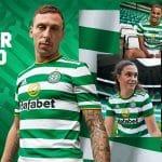 adidas et le Celtic présentent les maillots 2020-2021