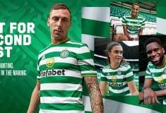 Image de l'article adidas et le Celtic présentent les maillots 2020-2021